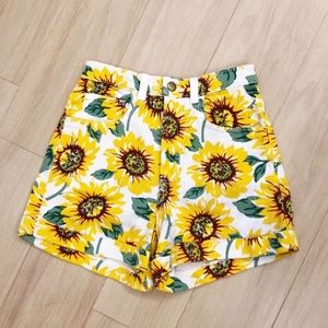 American aperrel sunflower shorts